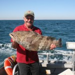 Bruce with Estuary Cod 2011
