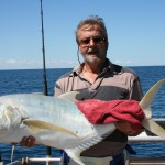 Peter H with Giant Trevally 2011